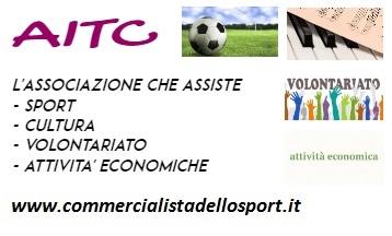 AITC e Commercialistadellosport.it per il tuo sostegno!